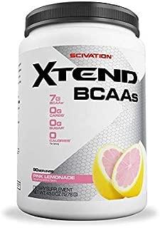 【海外直送品】Scivation Xtend BCAA 90杯分 (ピンクレモネード)