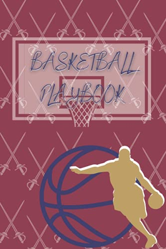 Basketball Playbook: Lined notebook gift for Cleveland Cavaliers fans, or people that love basketball