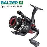 Balzer MK Adventure 6350FD Stationärrolle, Angelrolle zum Spinnfischen auf Hechte & Zander,...
