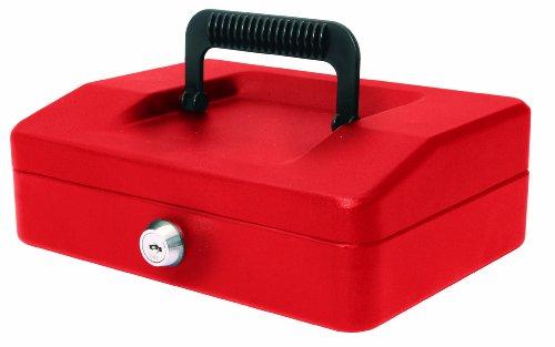 Helix HX33805 - Caja para efectivo (20 cm, con tapadera incl