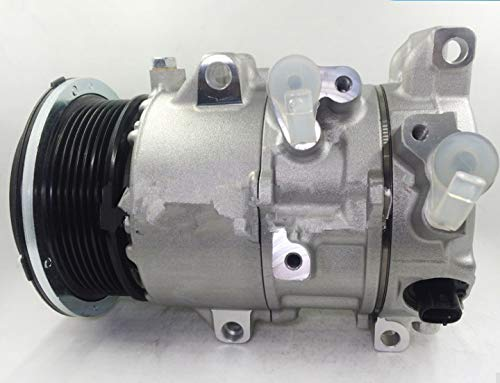 GOWE Compresor de aire acondicionado eléctrico 12v para Camry 2006-2011 XV40 2.0 VVT-I 88310-06380 88310-33250