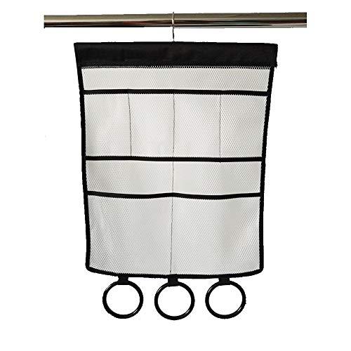 Seasons Shop toilettas om op te hangen, voor dames, badkamerorganizer om op te hangen, toiletartikelen en handdoeken, sneldrogend, opbergen van accessoires van Astonishing