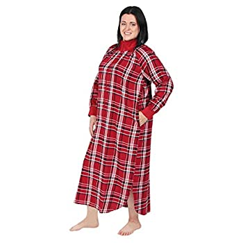 Best plaid night gown Reviews