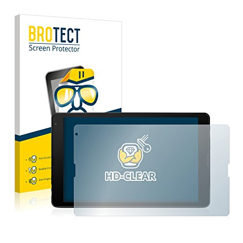 BROTECT Schutzfolie kompatibel mit Medion Lifetab E10511 (MD 60637) (2 Stück) klare Bildschirmschutz-Folie