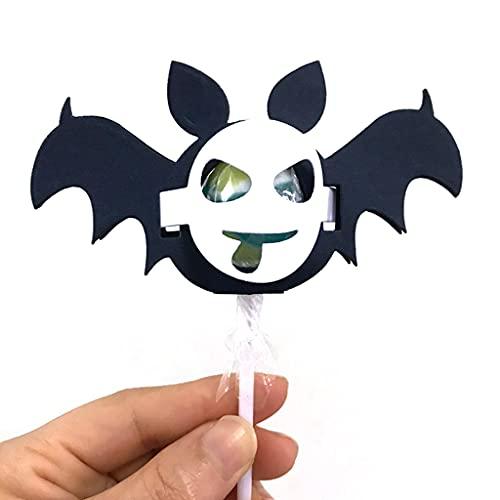 Halloween Bat Lollipop Box Carbon Steel Cutting Dies DIY Scrapbooking foto metal plantilla moldes