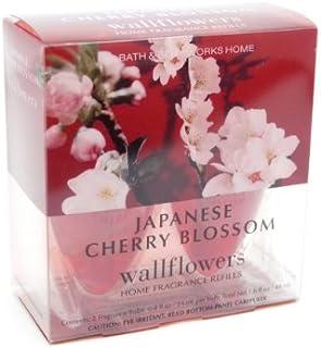 [Bath&Body Works] [バス&ボディワークス] New ジャパニーズ チェリーブラッサム リフィル ルームフレグランス 2本入り Wall Flowers Japanese Cherry Blossom Refill