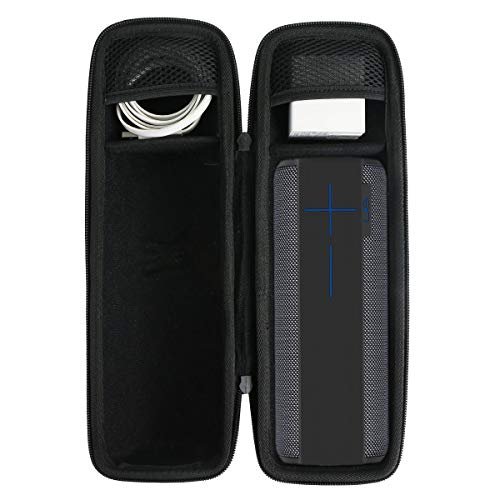 Khanka Hard Travel Case Replacement for UE MEGABOOM Portable Waterproof & Shockproof Bluetooth Speaker