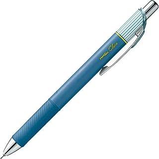 Pentel Ballpoint Pen ENERGEL Clena 0.4mm [Blue Black] (Japan Import)