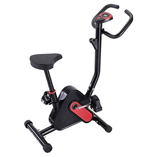 Silenzioso magnetica di controllo cyclette Spinning coperta Fitness biciclette, biciclette casa attrezzature for il fitness Display LCD Perfetto Comodità Posto a sedere dell'ammortizzatore della casa