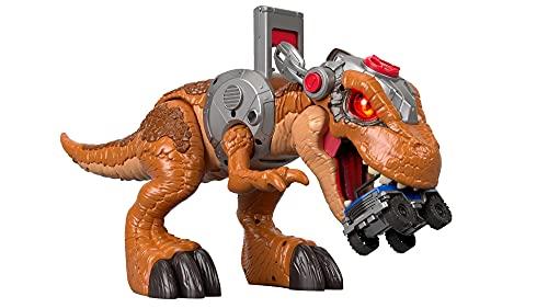 Fisher Price Imaginext Jurassic World Jurassic T Rex Dinosaur [Amazon Exclusive]