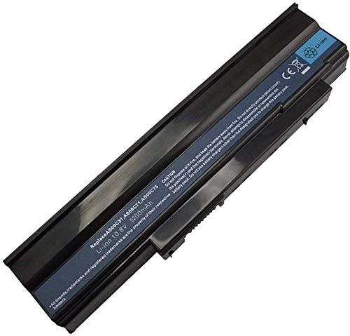 onlyguo 10.8V 5200mAh AS09C31 AS09C75 Reemplazo de batería del Ordenador portátil para...