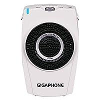 有線マイク 超小型拡声器 GIGAPHONE G100S マイクロフォン付きのポータブルマイク [30W]