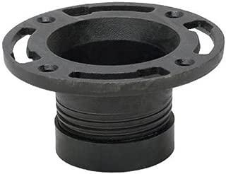 Oatey 43653 Flange Nuts, 4-Inch, Cast Iron