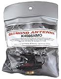 Diamond K400S-NMO Lip mount, 2-axis adjustable Antenna...