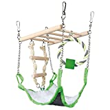 Trixie Suspension Bridge with Hammock for <span class='highlight'>Mice</span>, <span class='highlight'>Hamsters</span> etc. (6298)