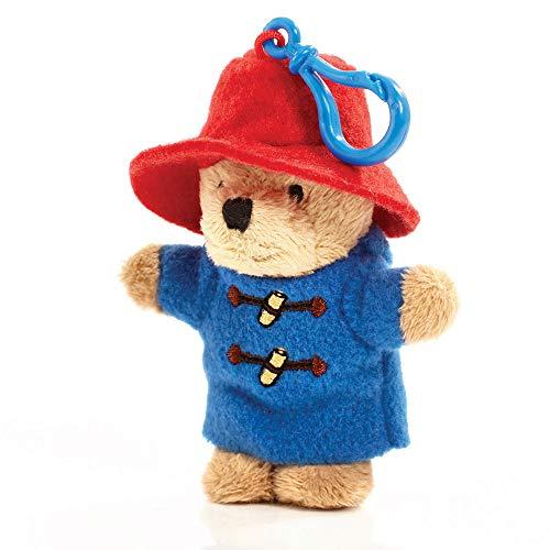 Product Image 3: Paddington Bear Official Licensed Classic Plush Keychain Bag Clip
