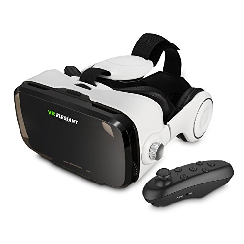 ELEGIANT 3D VR Headset Virtuelle Realität Headset Virtual Reality Brille...