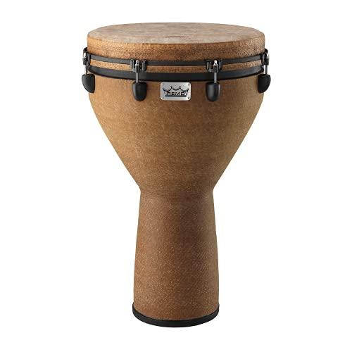Remo DJ-0016-05 Mondo Djembe Drum - Earth, 16'