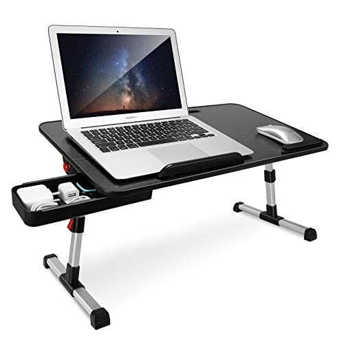 $11.40   Laptop Desk for Bed Clip the $30 off coupon and use promo code: 40AV5W4Z