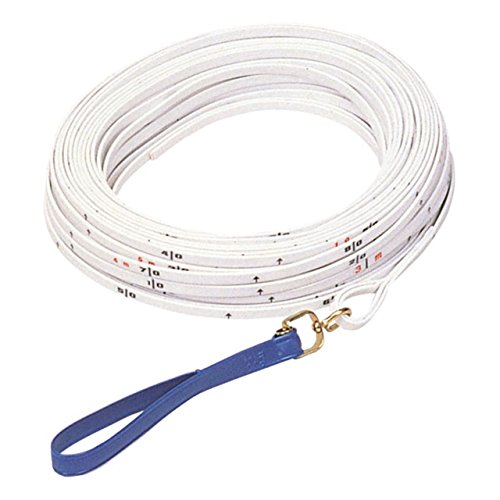 ダンノ(DANNO) メジャー付ロープ 50m D07 幅0.6cm、厚み0.2mm