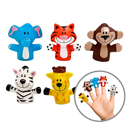 Playtex Baby Playtex Bath Finger Puppets, Multi