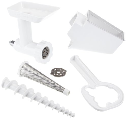 Kitchenaid 5FVSFGA Set di 2 Accessori per Robot da Cucina KitchenAid