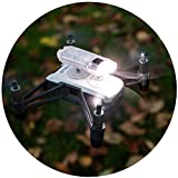 Roboterwerk O-Tello: LED Frontale pour DJI Ryze Tello Drone - 45 Lumens