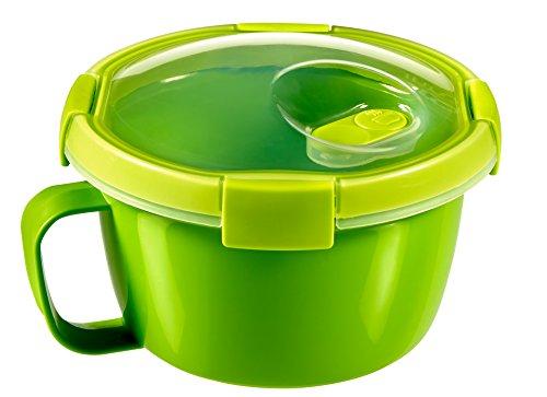 Curver - hermético Redondo Smart To Go Sopa & Noodles 0,9L. -...