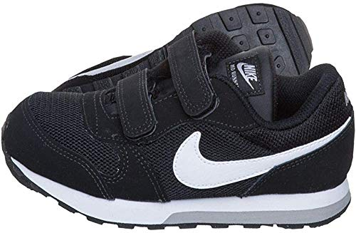 Nike MD Runner 2 (TDV) - Zapatillas infantil, Negro (Black /...