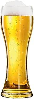كوب بيرة عملاق كبير جدًا بحجم 3000 مل , كوب إبداعي ذو سعة كبيرة منحني للجسم مصنوع من الجعة