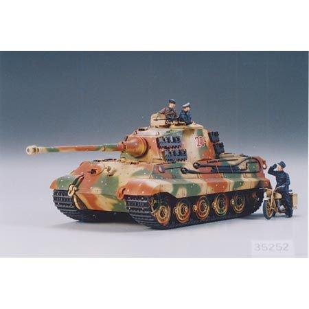 Tamiya America, Inc 1/35 German King Tiger, TAM35252