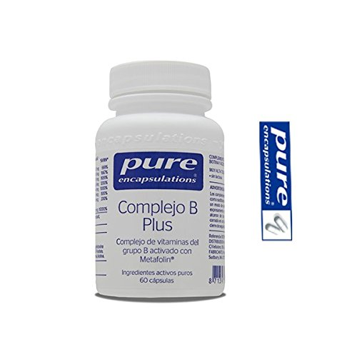 Complejo B Plus - Pure Encapsulation - 60 capsulas