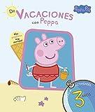De vacaciones con Peppa - 3 años (Peppa Pig. Cuaderno de actividades): (Con pegatinas)