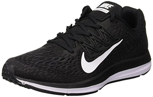 Tênis Nike Zoom Winflo 5 Preto/branco