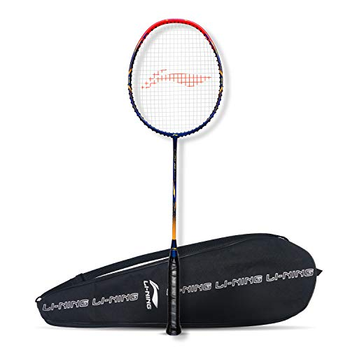 Li-Ning G-Force Superlite 3500 Carbon-Fiber Strung Badminton...
