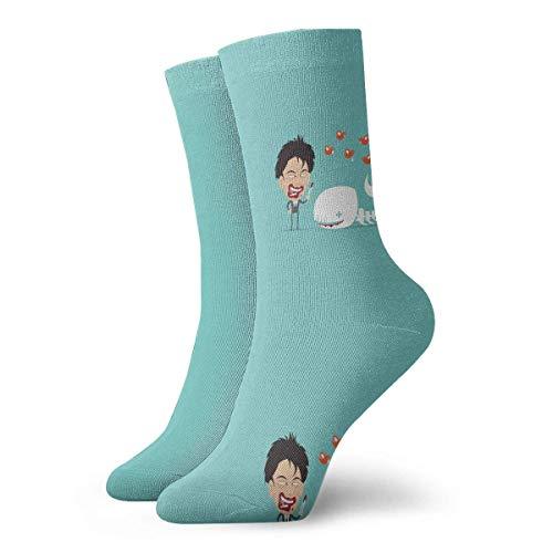 N/A Business Socken,Tennissocken,Anzug-Socken,High Performance Kurzsocke,Lippenstift Männer Frauen Langlebige Sport Sport Socke Für Walking Wandern Erholung