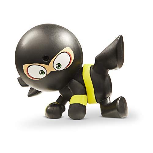 Fart Ninja Windbreak Warrior (Black/Yellow)