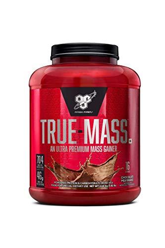 BSN True Mass - 5.82 lbs (Chocolate Milkshake)