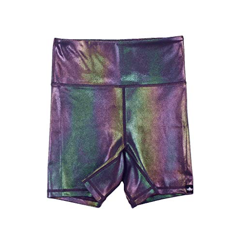 Wodbottom Women's Spandex Booty Shorts - WOD Athletic Shorts 5'...