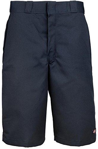 Dickies Herren Kurze Arbeitshose / Shorts mit mehreren Taschen, 33cm, 13 Inch Multi Pocket Work Short, schwarz, 42283