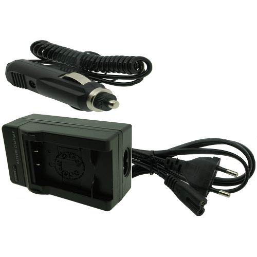Otech CaricaBatteria Compatibile per Sony HDR-AS30V Action-Cam