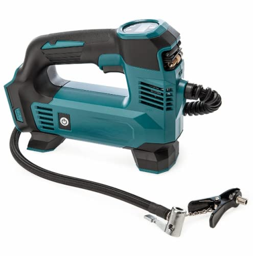 Cordless tire inflator 18V, LXT Lithium-ion Battery to Replace Makita DMP180Z (Body only)