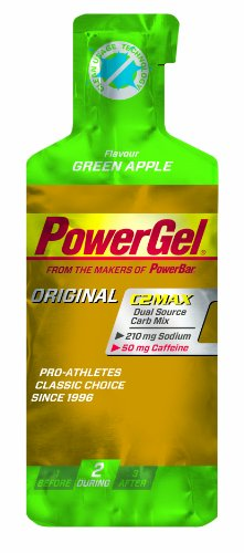 PowerBar Gel Green Apple, 6er Pack (6 x 41 g)
