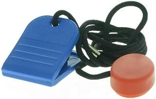 Sole F85 (585881) Treadmill Safety Key Part # 022497V1