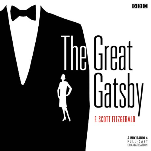 The Great Gatsby (Dramatised) audiobook cover art
