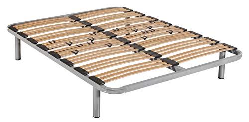 Santino Somier Lumbar Relax121 multilaminar 150x190 cm
