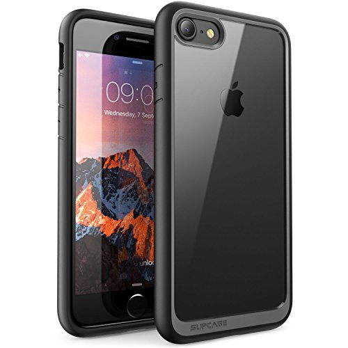 SUPCASE Coque iPhone7, Coque iPhone 8, Coque de Protection Transparente Unicorn Beetle Style Premium Hybrid pour iPhone7...