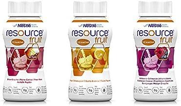 Resource Fruit Mixed Box 200 ml 24 Bottles Estimated Price : £ 39,85