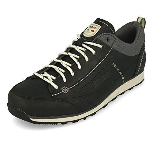 Dolomite Unisex Zapato Cinquantaquattro Daily Lt Leichtathletik-Schuh, Schwarz, 43 1/3 EU