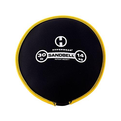 Hyperwear SandBell Sandbag Training Free Weight (Pre-Filled) (30)